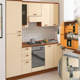 Customized Kitchen Cupboards for Modern Style Small Kitchenette Mini Kitchen