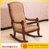Antique Wooden Bentwood Leisure Rocking Chair