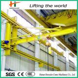 Bx Type Wall Pillar Jib Crane with Rotary Arm