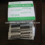 Disposable Sterile Stainless Steel Surgical Blade