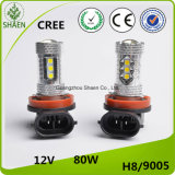 Auto Parts 12V White 9005 LED Car Light Bulb
