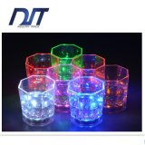 Creative LED Luminous Wine Glass Water Induction Colorful Cup