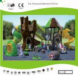 Kaiqi Medium Sized Forest Treehouse Themed Children′s Playground Set (KQ30016A)
