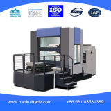 New Type H45 Small CNC Horizontal Machining Center with Two Working Table