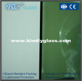 8mm F-Green Reflective Glass with CE