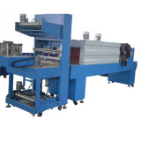 Full Automatic Bottle Film Shrink Wrapping Machine