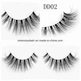 Luxurious Lashes 3D Multi-Layer Handmade Mink Natural Hair False Eyelashes