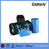 Barrel Style Dispenser with 2 Rolls Poop Bags Dog Waste Bags