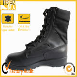 South American Style Black Military Tactical Boots