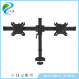 """(JN-MP320GL) Dual Monitor Mount for 15""""-27"""" Inch Computer Monitor Stand"""