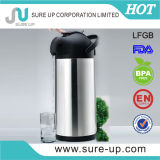 New Design Lever Air Pot Doubel Wall Stainless Steel Insulated Thermos Vacuum Flask with LFGB (ASUG)