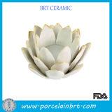Lots Form Ceramic Tealight Holder