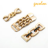 New Golden Plated Alloy Chain for Garment Decoration