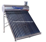 Hot Sell Competitive Price Compact Non Pressure Solar Water Heater Stainless Steel 200L