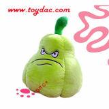 Green Plush Fruit Game Toy