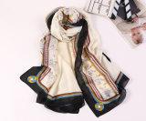 Wholesale Lady Shawl Silk Scarf Muslim Woman