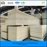 ISO, SGS Approved 50mm Stainless Steel Pur Sandwich (Fast-Fit) Panel for Cool Room/ Cold Room/ Freezer