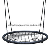 Kids Outdoor Swing Backyard Play Toy Bed 2 Person
