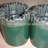 Pilot Profile Face Discharge Dome Cutters Sk6l PDC Core Bit