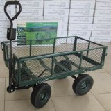Garden Trailer, Metal Garden Cart