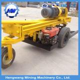 DTH Hammer Air Compressor Hydraulic Hard Rock Drilling Machine (HQZ-155)