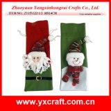 Christmas Decoration (ZY15Y122-1-2) Christmas Sack Christmas Kit