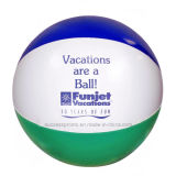 PVC Inflatable Beach Ball, Promotional Beach Inflatable Toy