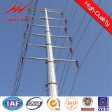 10m 5kn Embedded Steel Electricity Poles