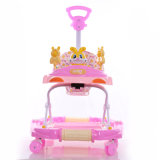 Baby Push Toy Car Plastic Baby Walker with Push Bar
