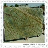 Rain Forest Green Marble Slab
