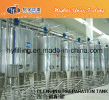 Vertical Stainless Steel Storage Silo