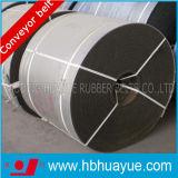 Black Ep Rubber Conveyor Belt 2200mm Wide