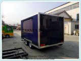 New Model Can Be Customized Logo Mobile Ice Cream Food Trailers, Modern Mobile Food Cart