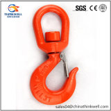 Forged Drop Safety Hoist S322 Swivel Hook with Bearing