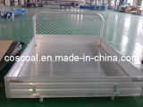 Hot-Selling Aluminium/Aluminum Ute Pickup Tray Body