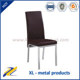 China Wholesale Cheap Leather Armless Dining Chair