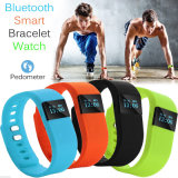 Bluetooth Smart Bracelet Watch Health Monitoring Sport Watch (TW64)