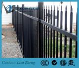Ornamental Iron Fence Black/Garden Fencing