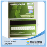 PVC Plastic Magnetic Card/Promotion Plastic Playing Card