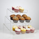 Acrylic Cup Cake Display Stand for Cakes Pastries