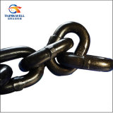 Welded Carbon Steel Studless/Stud Anchor Chain