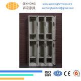 6 Door Heavy Duty Dry Wet Vacuum Metal Locker