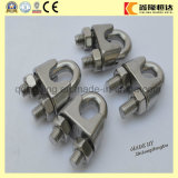 Yellow Drop Forged G450 Wire Rope Clip