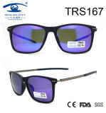 2017fashion Designer Popular Style Frame Tr90 Sunglasses (TRS167)