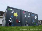 Lovely Kindergarten Container House (shs-mh-edu012)