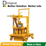Hot Selling Qmr2-45 Block Making Machine Mini with Low Price