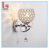Crystal Wall Lamp Light Hotel Sitting Room Bedroom Decorative Bed Wall Lamp