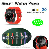 """Smart Watch Phone with 1.22"""" Touch Screen (W8)"""
