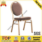 New Model Stacking Aluminium Banquet Chair