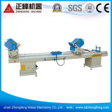 Aluminum PVC Profile Cutting Saw / Twin Heads Cutting Saw Machine